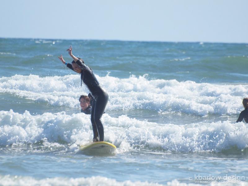 Surf Camp, Australia