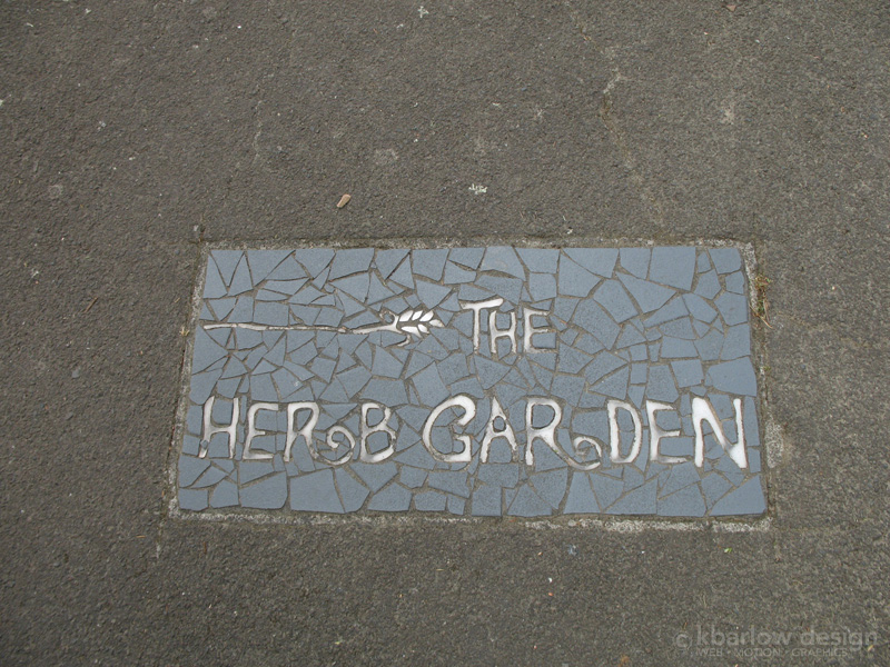 The Herb Garden, Wellington, New Zealand
