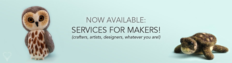 Services for Makers banner